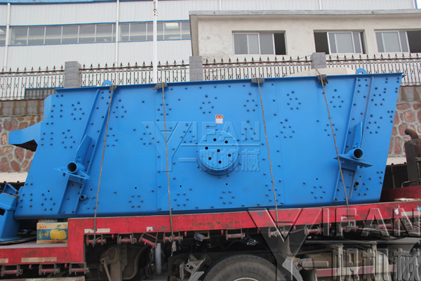 YK1545 circular vibrating screen