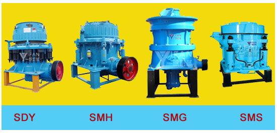 Cone crusher installation manual