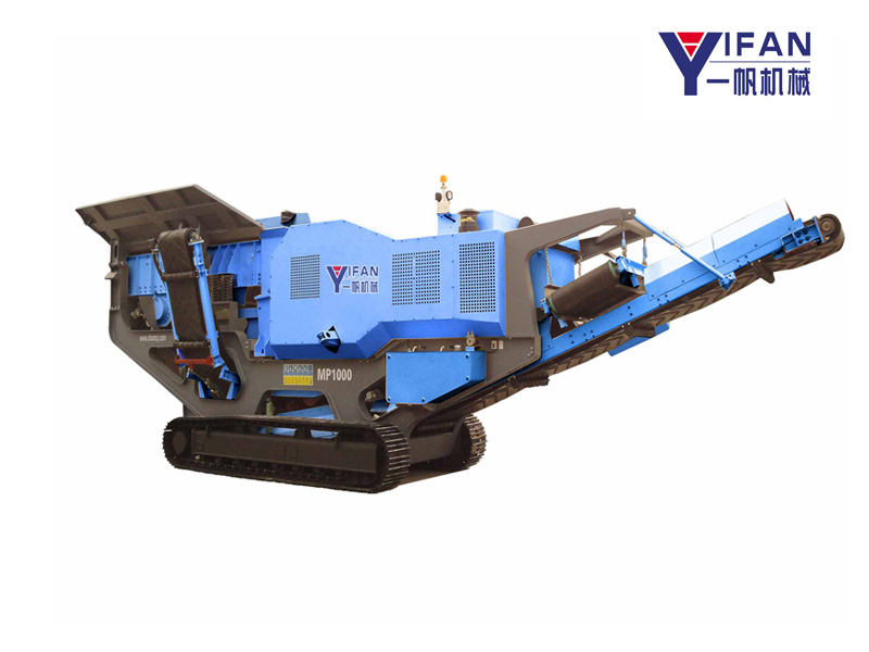 mobile crushing station We mainly specializes in producing crushing, feeding and screening equipment, including stationary stone crusher, mobile crusher, sand making and washing equipment, and sandstone aggregate production line.