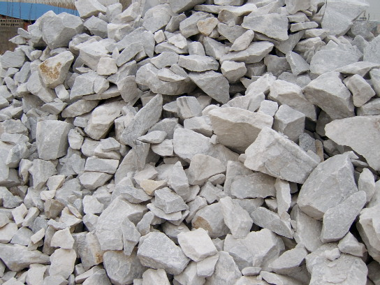 Dolomite crusher