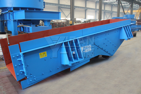 GZT1148 double Deck vibration feeder