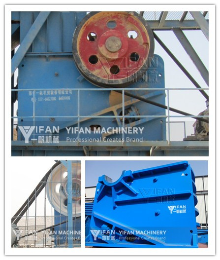 Jaw Crusher on safe handling-Jaw crusher manual (Section Ⅱ)