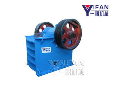 PE1000 × 1200 Jaw Crusher