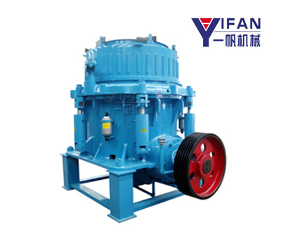 Hydraulic cone crusher,SMH Series high efficiency Hydraulic Cone Crusher,pebbles crusher