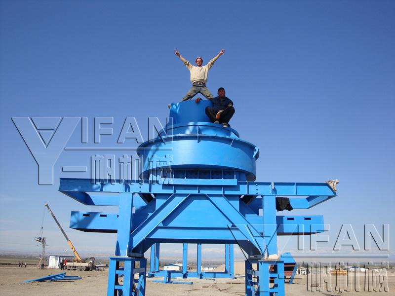 Sand-making-machine-in-Azerbaijan