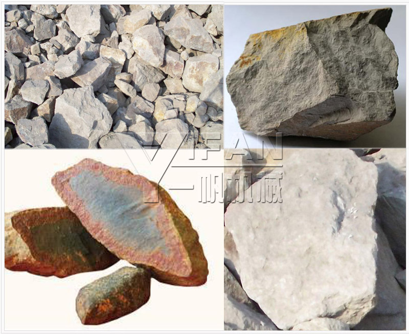Variety of Bauxite