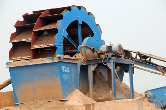 sand and washed sand production line The production line of sand production is of high automation, low operating cost, high crushing rate, energy saving, large production, less pollution and easy maintenance sand making machine is a very important equipment in the sand making production line.