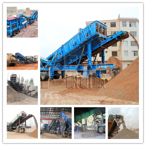 Construction waste disposal equipment,Concrete recycling