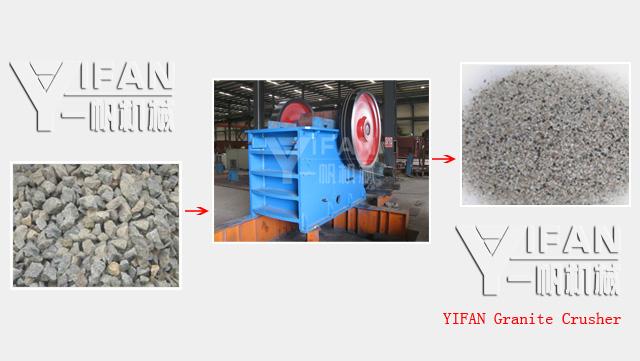 granite-crusher