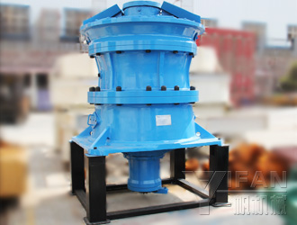 CCS Hydraulic Cone Crusher