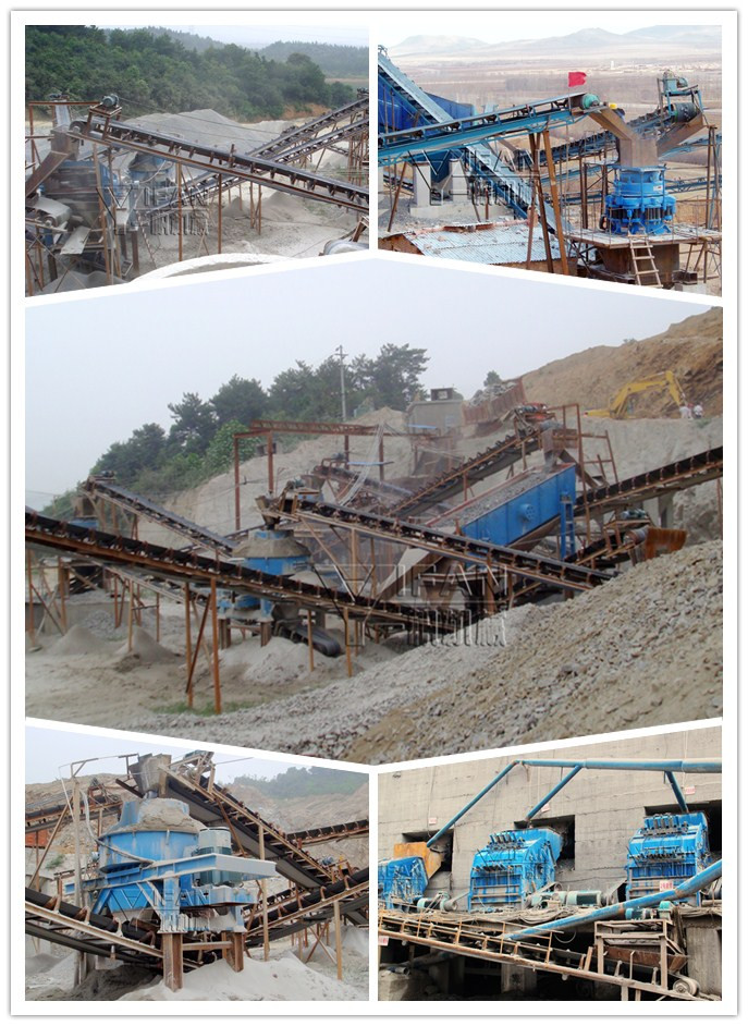 stone-crushing-production-line - active limestone production line